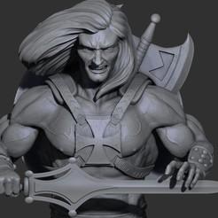 Descargar modelos 3D He-Man 3D Print, mikaelmarlon1