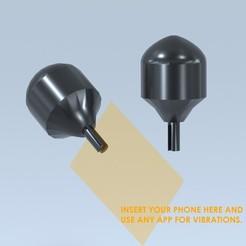 Télécharger modèle 3D Un vibreur de téléphone pour un plaisir maximal, JohnData