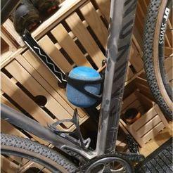 Capture.JPG Download STL file ULTIMATE EARS Wonderboom bike mount • 3D printer design, Fireburst