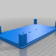 MKS_TFT_70_Cover.png Télécharger fichier STL gratuit Écran MKS TFT70 Cover Gehäuse • Design à imprimer en 3D, Leon75