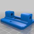 MKS_TFT_70_Flansch.png Télécharger fichier STL gratuit Écran MKS TFT70 Cover Gehäuse • Design à imprimer en 3D, Leon75