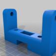 MKS_TFT_70_Gelenk2.png Télécharger fichier STL gratuit Écran MKS TFT70 Cover Gehäuse • Design à imprimer en 3D, Leon75
