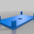 MKS_TFT_70_Cover_V2.png Télécharger fichier STL gratuit Écran MKS TFT70 Cover Gehäuse • Design à imprimer en 3D, Leon75