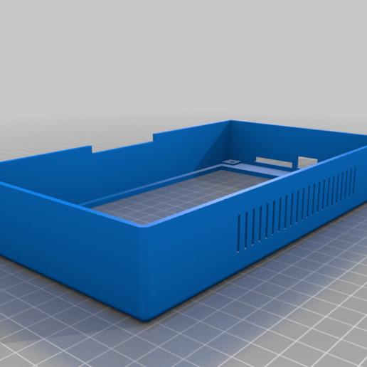 MKS_TFT_70.png Télécharger fichier STL gratuit Écran MKS TFT70 Cover Gehäuse • Design à imprimer en 3D, Leon75