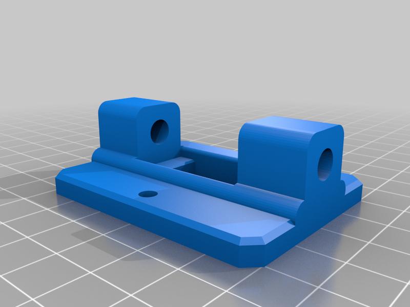 MKS_TFT_70_Flansch_V2.png Télécharger fichier STL gratuit Écran MKS TFT70 Cover Gehäuse • Design à imprimer en 3D, Leon75