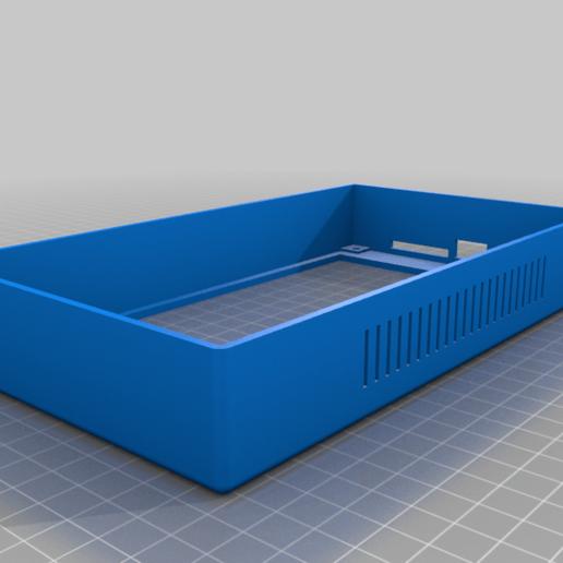 MKS_TFT_70_v2.png Télécharger fichier STL gratuit Écran MKS TFT70 Cover Gehäuse • Design à imprimer en 3D, Leon75