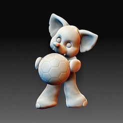 Elephant baby.jpg Download OBJ file Elephant baby • 3D printable model, tex123