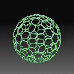 Download OBJ file Fractal ornament sohere • Object to 3D print, tex123