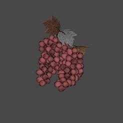 Download STL file Grape, tex123