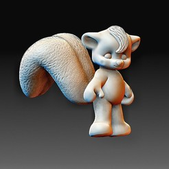 Skunks baby 2.jpg Download OBJ file Skunks toy • Object to 3D print, tex123