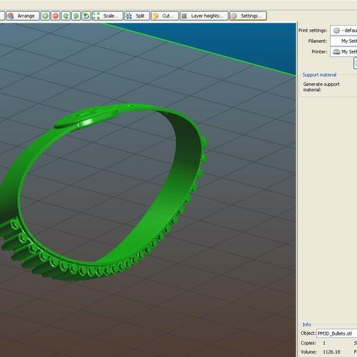 3D printable part 3.jpg Download OBJ file Winchester  • Model to 3D print, tex123