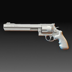Smith and Wesson.jpg Download OBJ file Smith & Wesson • 3D printable object, tex123