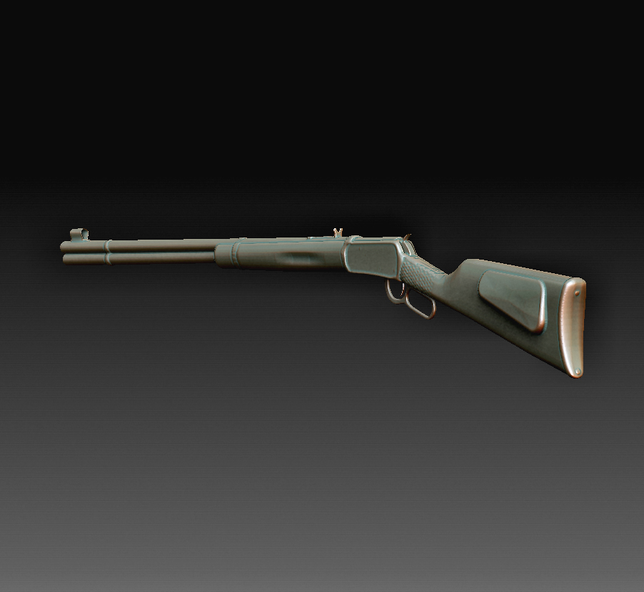 Winchester 2.jpg Download OBJ file Winchester  • Model to 3D print, tex123