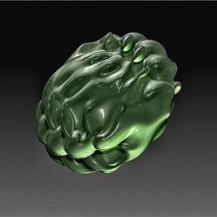 PM3D_Pyrosculpture.jpg Télécharger fichier OBJ Ornement fractal 5 • Plan imprimable en 3D, tex123