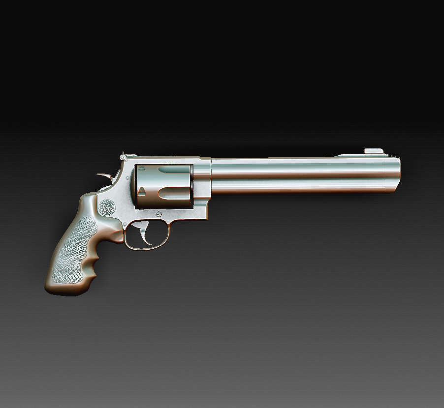 Smith and Wesson 2.jpg Download OBJ file Smith & Wesson • 3D printable object, tex123