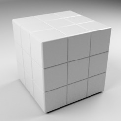 Download STL file Cube, AnthonyCo
