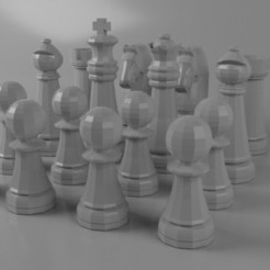 Download 3D printing files Chess, AnthonyCo