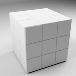 puzzle2.jpg Télécharger fichier OBJ Cube 2 • Modèle pour imprimante 3D, AnthonyCo