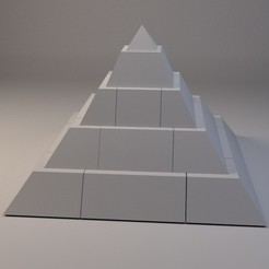 Piramide.jpg Download STL file Puzzle Pyramid • 3D printable design, AnthonyCo