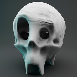 Preview1.jpg Download OBJ file Monster Limited Edition - 3D Print Model • 3D print template, vancouverfx3d