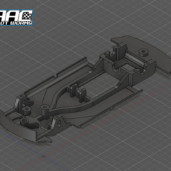 Screenshot_1952.png Download STL file Nissan 350Z Power Slot chassis • 3D printable model, ItalianDriver