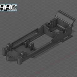 Screenshot_1958.png Télécharger fichier STL Lancia Stratos SCX Slot Chassis • Design imprimable en 3D, ItalianDriver