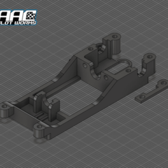 Screenshot_1955.png Download STL file Chassis Slot Motor Pod FK130 Slot.it • Template to 3D print, ItalianDriver