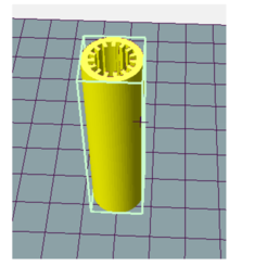 ruleman.png Download STL file 8mm Linear Ruleman • 3D print design, pianelli4