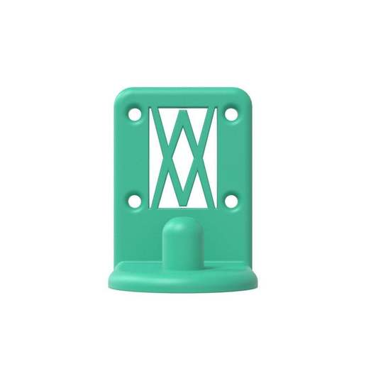 045_01.jpg Download free STL file XXL Wall Holder for 1/2 inch sockets larger than 30mm 045 I for screws or peg board • 3D printable model, Wiesemann1893