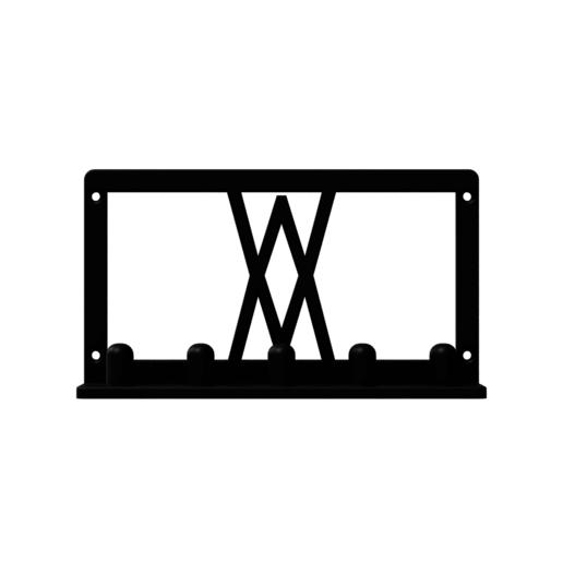 017_01_b.png Download free STL file Impact Socket Holder Set 5pcs 1/2 Inch 017 I for screws or peg board • 3D printing template, Wiesemann1893