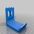 enforce_4500_pins.png Download free STL file XXL Sledgehammer Holder (4.5kg/10lb) 033 I ENFORCE I for screws or peg board • 3D print design, Wiesemann1893