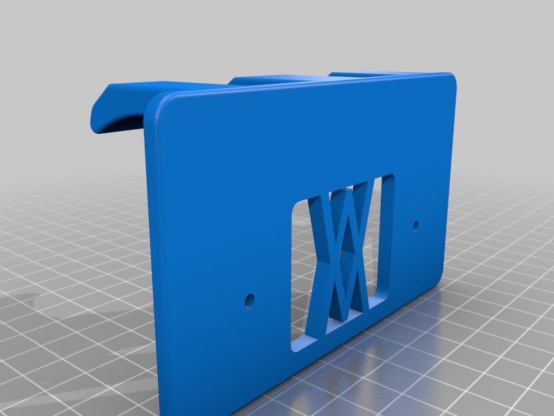 Stechbeitelkofferhscrew.png Download free STL file Wall Holder Chisel Set Tool Box 068 I for screws or peg board • 3D printable model, Wiesemann1893