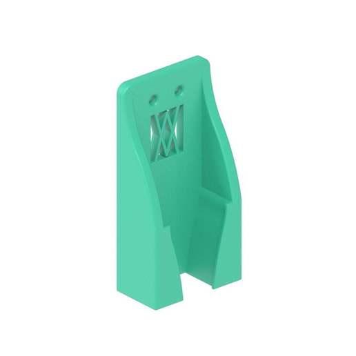054_02.jpg Download free STL file Large 4-in-1 Ratchet Key Holder (10-19mm) 054 I for screws or peg board • 3D printable model, Wiesemann1893