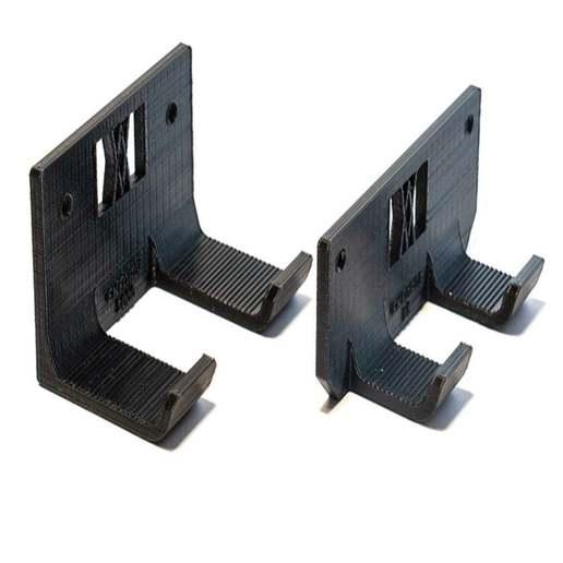 _DSC1808.jpg Download free STL file Club Hammer 1000 Grams holder 038 I ENFORCE I for screws or peg board • 3D printer template, Wiesemann1893