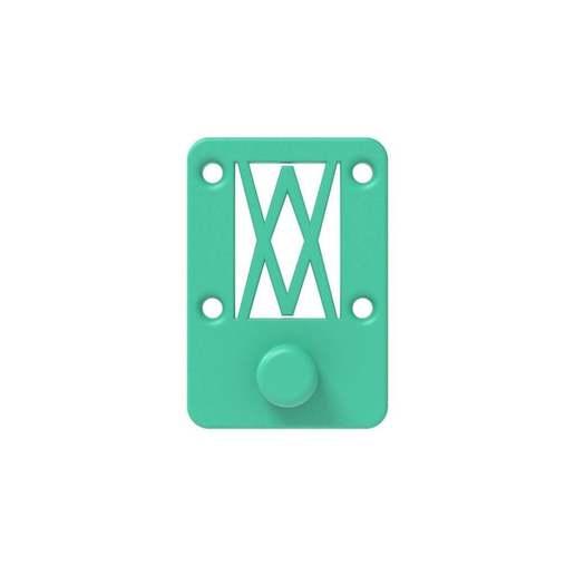 031_01.jpg Download free STL file Tool holder for oil filter socket 14 sided 031 I for screws or peg board • 3D print model, Wiesemann1893