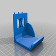 enforce_4500_test_seitenwand.png Download free STL file XXL Sledgehammer Holder (4.5kg/10lb) 033 I ENFORCE I for screws or peg board • 3D print design, Wiesemann1893