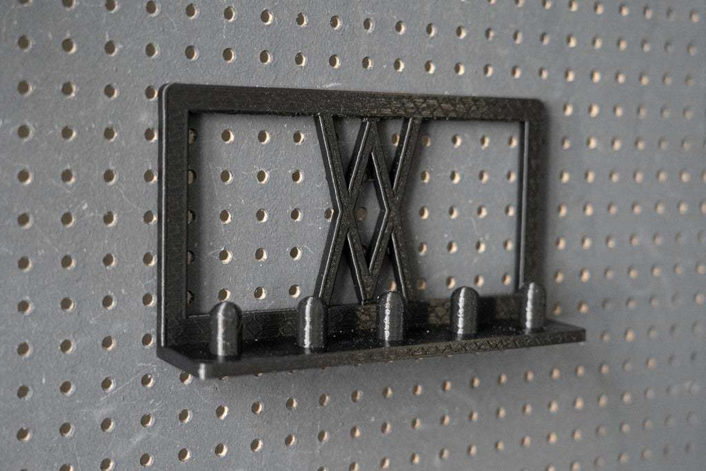 017_4.jpg Download free STL file Impact Socket Holder Set 5pcs 1/2 Inch 017 I for screws or peg board • 3D printing template, Wiesemann1893