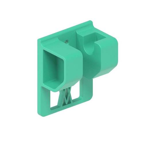 047_02.jpg Download free STL file Ratchet (3/8 Inch) Wall Mount 047 I for screws or peg board • 3D printable object, Wiesemann1893