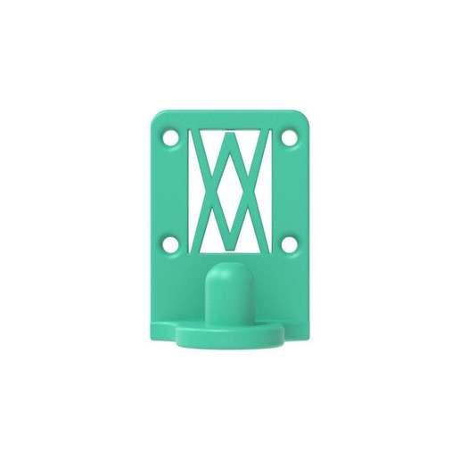 044_01.jpg Download free STL file Universal Wall Holder for 1/2 inch sockets 044 I for screws or peg board • 3D printer design, Wiesemann1893