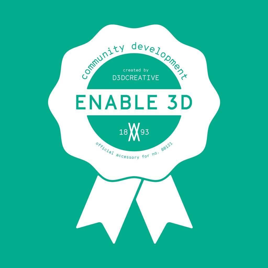 D3DCREATIVE_green.jpg Download free STL file Wall Holder Chisel Set Tool Box 068 I for screws or peg board • 3D printable model, Wiesemann1893