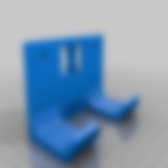 enforce_1350_pins.stl Download free STL file Extra Long Club Hammer 1250Grams/3LB for screws or peg board • 3D printable template, Wiesemann1893