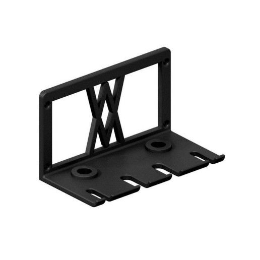 060_02_b.jpg Download free STL file Premium Screwdriver Set 6pcs Wall Mount 060 I for screws or peg board • 3D printing template, Wiesemann1893