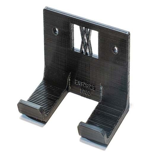 _DSC1794.jpg Download free STL file Club Hammer 1000 Grams holder 038 I ENFORCE I for screws or peg board • 3D printer template, Wiesemann1893