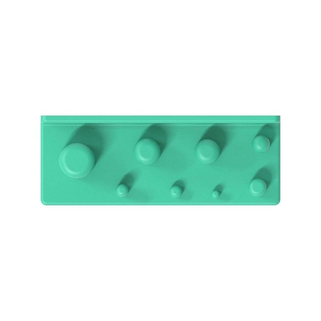002_03.jpg Télécharger fichier STL gratuit Support mural pour adaptateur électrique 8pcs 002 I pour vis ou chevilles • Objet pour imprimante 3D, Wiesemann1893
