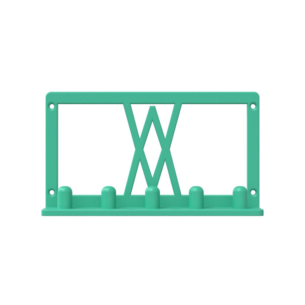 017_01.png Download free STL file Impact Socket Holder Set 5pcs 1/2 Inch 017 I for screws or peg board • 3D printing template, Wiesemann1893