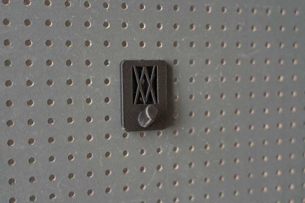 031_Foto_2.jpg Download free STL file Tool holder for oil filter socket 14 sided 031 I for screws or peg board • 3D print model, Wiesemann1893