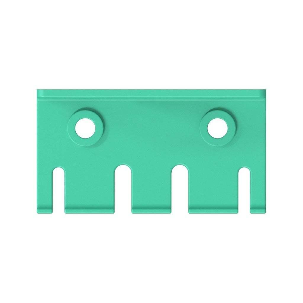 060_03.jpg Download free STL file Premium Screwdriver Set 6pcs Wall Mount 060 I for screws or peg board • 3D printing template, Wiesemann1893