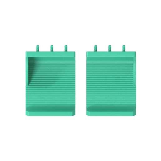 033_03.jpg Download free STL file XXL Sledgehammer Holder (4.5kg/10lb) 033 I ENFORCE I for screws or peg board • 3D print design, Wiesemann1893