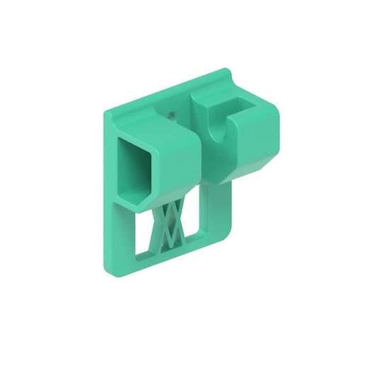 046_02.jpg Download free STL file Small Ratchet (1/4 Inch) Holder 046 I for screws or peg board • 3D printer template, Wiesemann1893