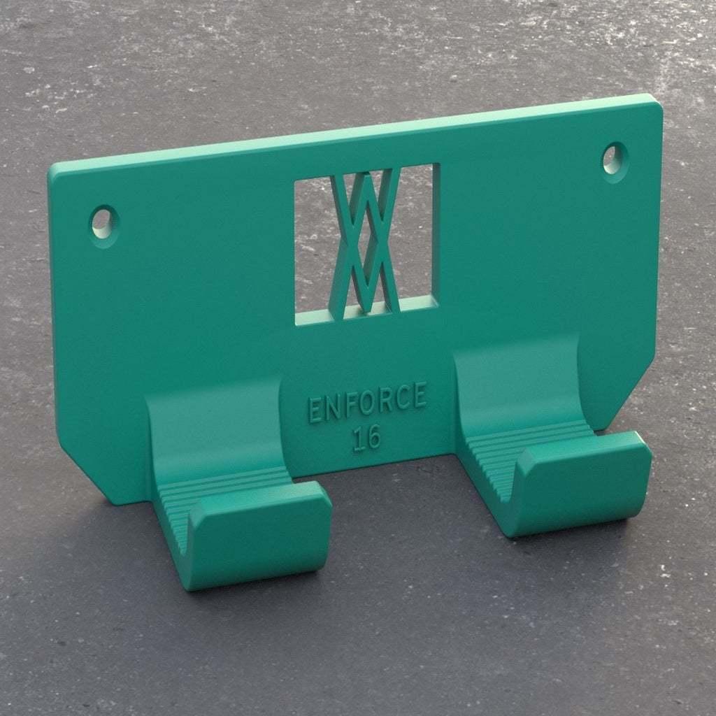 enforce_16_01_.jpg Download free STL file Tool Holder for Claw Hammer 16oz 034 I ENFORCE I for screws or peg board • 3D printer design, Wiesemann1893